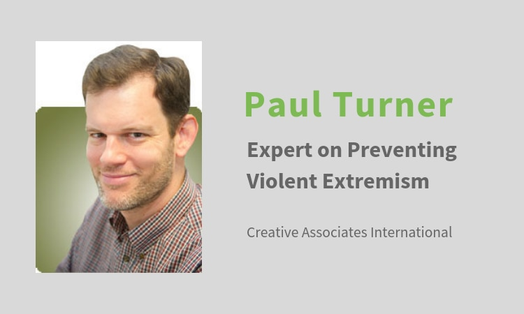 Speaker Paul Turner