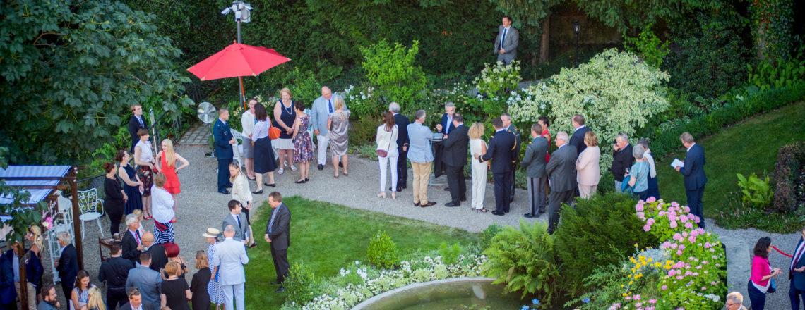 Happy Birthday, America! U.S. Embassy Bern Celebrates Independence Day