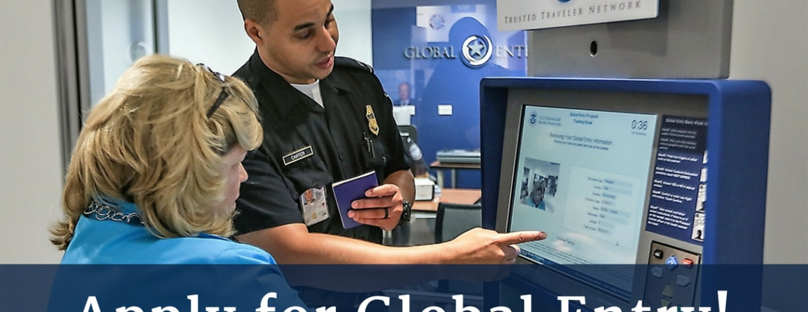 Learn More About U.S. Global Entry Program